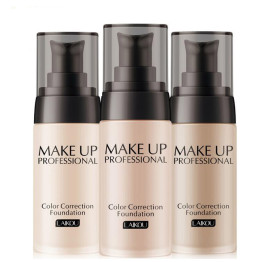 Foundation Liquid Makeup Base Long Lasting Moisturizing Women Nude Face Cover Concealer Facial Close Skin Care Brand New