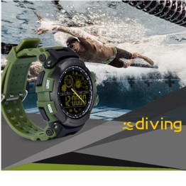 Smart Wrist Watch Waterproof Passometer Sports Activity Tracker Out-door Smartwatch Electronics Smart watches For Men Digital