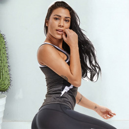 Women Yoga Shirts Tops Sleeveless Fitness Sports T Shirts Hollow Out Gym Running Vest Tank Top Workout Female T-shirt activewear